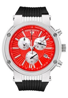 Price:$199.99 #watches SWISS LEGEND 10006-05-SB, Designed to always tell time with elegance, this Swiss Legend timepiece is a fashionable addition to any wardrobe.