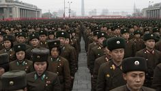 Here is what a war with North Korea could look like - M2 VOICE