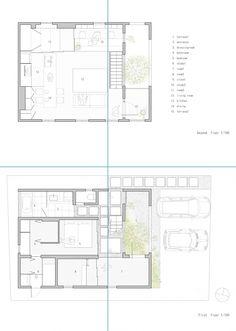 Frame / UID Architects Plantas
