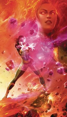 young Jean Grey