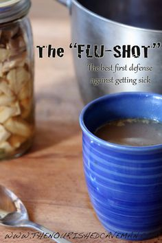 "The ""Flu-shot"" and 4 Home Remedies (That Work!) to Prevent Getting Sick. 