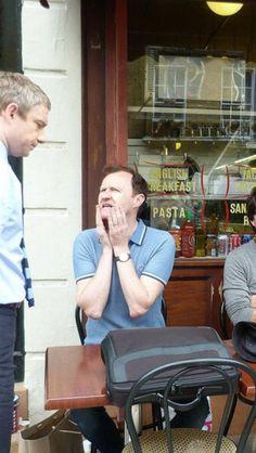 Love all Cumberbatch stuff, Sherlock and Game Of Thrones Mycroft Holmes, Sherlock Holmes Benedict Cumberbatch, Benedict Sherlock, Sherlock John, Sherlock Holmes Bbc, Sherlock Fandom, Sherlock Quotes, Watson Sherlock, Johnlock