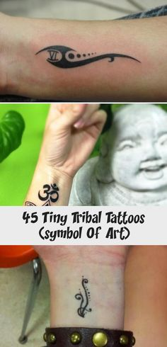 #Art #symbol #Tattoos #Tiny #tribal