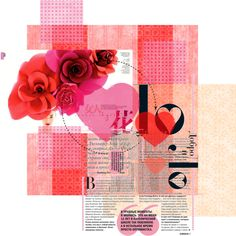An art collage from March 2013 Collages, My Heart, Polyvore, Stuff To Buy, Design, Women, Collage, Collagen, Design Comics