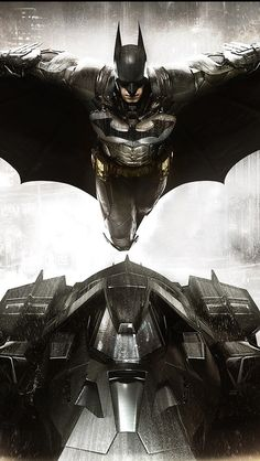 One game I am really excited for is Batman: Arkham Knight. It is the final game for the Arkham franchise and it is the only Batman game to be rated M. In this game after Joker's death, Scarecrow is recruiting all of Batman's villains to finish him off. In this game you get to be not only Batman but also the bat family. Batman Arkham Knight Game, Batman Arkham Knight Wallpaper, Batman The Dark Knight, Batman Wallpaper, Playstation Games, Xbox One Games, Ps4 Games, Video Games Xbox, Batman Robin