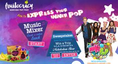 Enter the @NickelodeonTV #ExpressYourInnerPop Sweepstakes for your chance to win a trip for 4 to LA to the set of a Nickelodeon TV Show.                               #Sweepstakes, #Trip, #LosAngeles, #Nickelodeon, #Cash