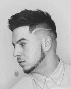 Messy Spikes Haircut For Men 2018
