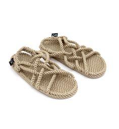 Sandales en corde JC_Sandales NomadicState Of Mind_Faites main