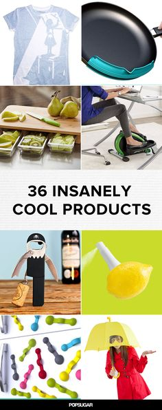 36 Insanely Cool Products That You Never Knew Existed