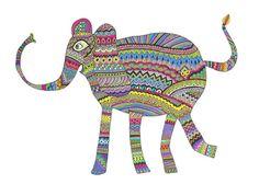 artistiquee: (via rainbow child Art Print by Bianca Green Elephant Art, Green Art, Favim, Creative Inspiration, Tech Accessories, Art For Kids, Art Prints, Wall Art, Children