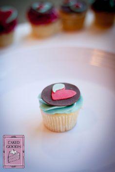 Twist on a Valentine's Cupcake