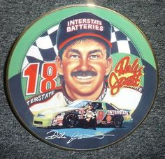"""Dale Jarrett Signed Commemorative NASCAR Plate PSA COA . $35.00. NASCAR DriverDale JarrettHand Signed 8.5"""" Commemorative PlatePlate is part of the Sports Impressions """"Dale Jarrett #18 Interstate Batteries"""" Edition, Plate is Limited Edition #984WONDERFUL AUTHENTIC DALE JARRETT NASCAR COLLECTIBLE!!! .AUTOGRAPH AUTHENTICATED BY PSA DNA AUTHENTICATION WITH A NUMBERED PSA DNA STICKER ON ITEM AND MATCHING NUMBERED PSA DNA CERTIFICATE OF AUTHENTICITY (COA) INCLUDED WITH ITEM..."""