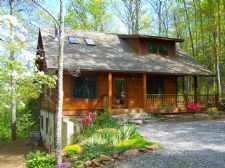 Elkhorn Cabin. Hoping to rent this for the Asheville Food and Wine Festival.