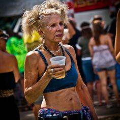 Old Hippie by Alfonso Sanchez, via 500px