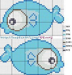 patrones de llaveros a punto de cruz (pág. 4)   Aprender manualidades es facilisimo.com