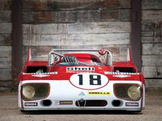 definemotorsports:  Alfa Romeo Tipo 33TT3 '1972–73