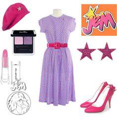 Jem 80's Fashion