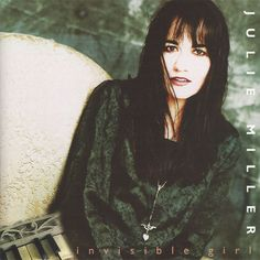 Julie Miller Invisible Girl CD 1994 Street Level Records Buddy Miller OOP CCM