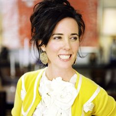 Watch Kate Spade Give a Tour of Her NYC Apartment via @MyDomaine