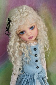 Alice by Lorella Falconi Dolls