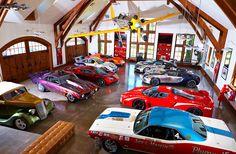 Image result for cool car garages