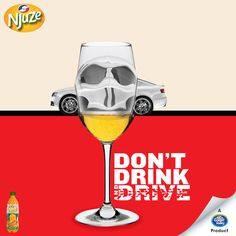 Drinking and driving while either impaired or drunk is dangerous. Drivers with high blood alcohol concentration (BAC) are at much greater risk of traffic crashes. This means more injuries and deaths. So Don't drink and drive, and you'll stay alive. #DontDrinkandDrive #StayAlive #DriveSafely #Njuze #GoldenValley #MangoDrink #NestProduct No automatic alt text available. Road Safety Poster, Safety Posters, Drive Poster, Poster Ads, Drive Safe Quotes, Alcohol Awareness, Composition Drawing, Drawing Competition, Dont Drink And Drive