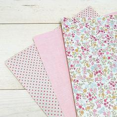 .: Holamama shop - All you need for a crafty life :. - Trio láminas Fabric A4, textil adhesivo, First Love Trio láminas Fabric A4, textil adhesivo, First Love