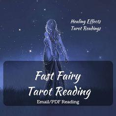 Fast Fairy Tarot Reading Same Day Tarot Reading Fast Tarot