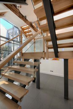 A wide choice of materials is available and we can produce stairs to meet just about every specification Staircase Ideas, Spiral Staircase, Staircases, Joinery, Stairs, Traditional, Modern, Furniture, Design