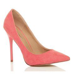 Damen Höher Absatz Kontrast Party Spitz Gepflegt Fesch Arbeit Pumps Schuhe 6 39 - http://on-line-kaufen.de/ajvani/39-eu-6-uk-damen-hoeher-absatz-kontrast-stilettos-33