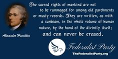 The sacred rights of mankind