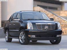 Cadillac Escalade EXT (2007)