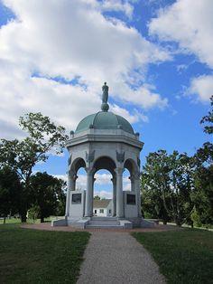 Antietam National Battlefield #travel #Maryland