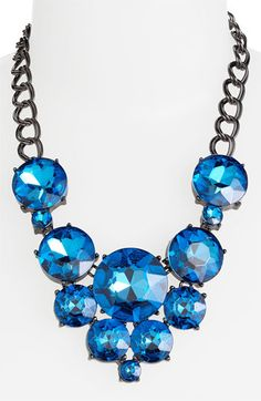 Tasha Bib Necklace (Special Purchase) available at #Nordstrom