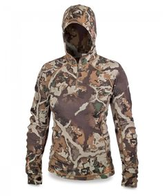 The Artemis Hoody (Fusion): The go to mid weight merino layer, from pronghorn opener to the last day in the duck blind. Outdoor Outfit, Outdoor Gear, Outdoor Life, Womens Hunting Clothes, Motorcycle Jacket, Military Jacket, Hunting Gear, Artemis, Plus Size Dresses