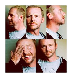 I love Simon Pegg. Simon Pegg, You Funny, Funny People, Good People, Hilarious, Funny Men, Nerd Love, My Love, Actors Funny