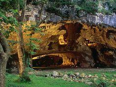 Les grottes préhistoriques de Sare