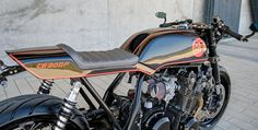 Double Restauration - RocketGarage - Cafe Racer Magazine