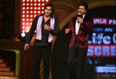 शाहरुख को देख 'फैन' रणवीर हुए बेहोश