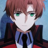 Ichijou Masaki aka the Crimson Prince of the Third Highschool