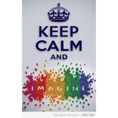 Just keep calm...