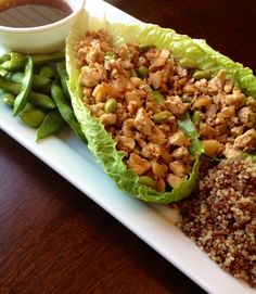 Tofu Lettuce Wraps - Powered by @WP Ultimate Recipe