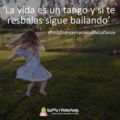 En el Día Internacional de la Danza, descubre todos los beneficios que tiene el baile para tus hijos! Son muchísimos!!