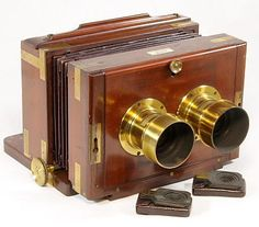 vintage camera. I WANT ONE ! :D