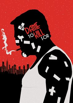 Alternative Sin City 2 posters It's taken a good long while (nine years, to be precise), but the sequel to the noir thriller Sin City is finally here. Sin City: A Dame To Kill For brings . Sin City 2, Sin City Movie, Best Movie Posters, Minimal Movie Posters, Movie Poster Art, Film Posters, Frank Miller Sin City, Tv Movie, Dc Comics