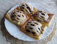 Jablkový zázrak v lístkovom ceste (fotorecept) - recept | Varecha.sk French Toast, Breakfast, Food, Morning Coffee, Essen, Meals, Yemek, Eten