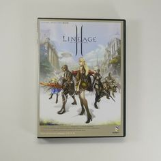 Lineage 2 - The Chaotic Chronicle [Korea Edition, Client CD, Guide Book] NC Soft Family Tree Software, Microsoft Exchange Server, Tracking Software, Must Have Tools, Lineage, Guide Book, Cover Art, Korea, Books