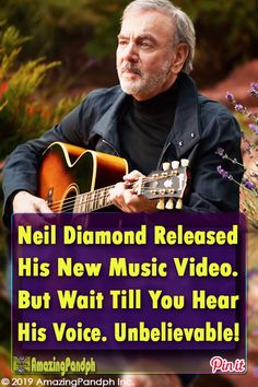 Neil Diamond Sings Something Blue & It's The Best Thing Ever . - Different and beautiful ideas Neil Diamond Songs, Neal Diamond, Diamond Music, Gospel Music, Music Songs, New Music, Music Videos, Music Concerts, Music Film