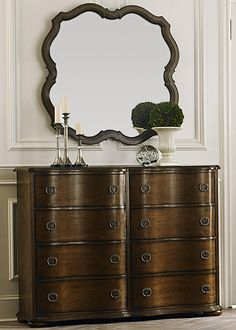 Cotswold Transitional 8 Drawer Bureau and Wall Mirror by Liberty Furniture at Suburban Furniture Furniture Showroom, Bedroom Furniture Sets, Large Furniture, Quality Furniture, Office Furniture, Bedroom Sets, Master Bedroom, Industrial Furniture, Rustic Furniture