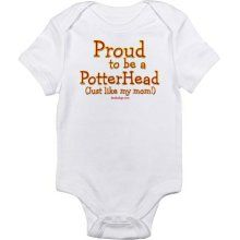 Potterhead Like Mom
